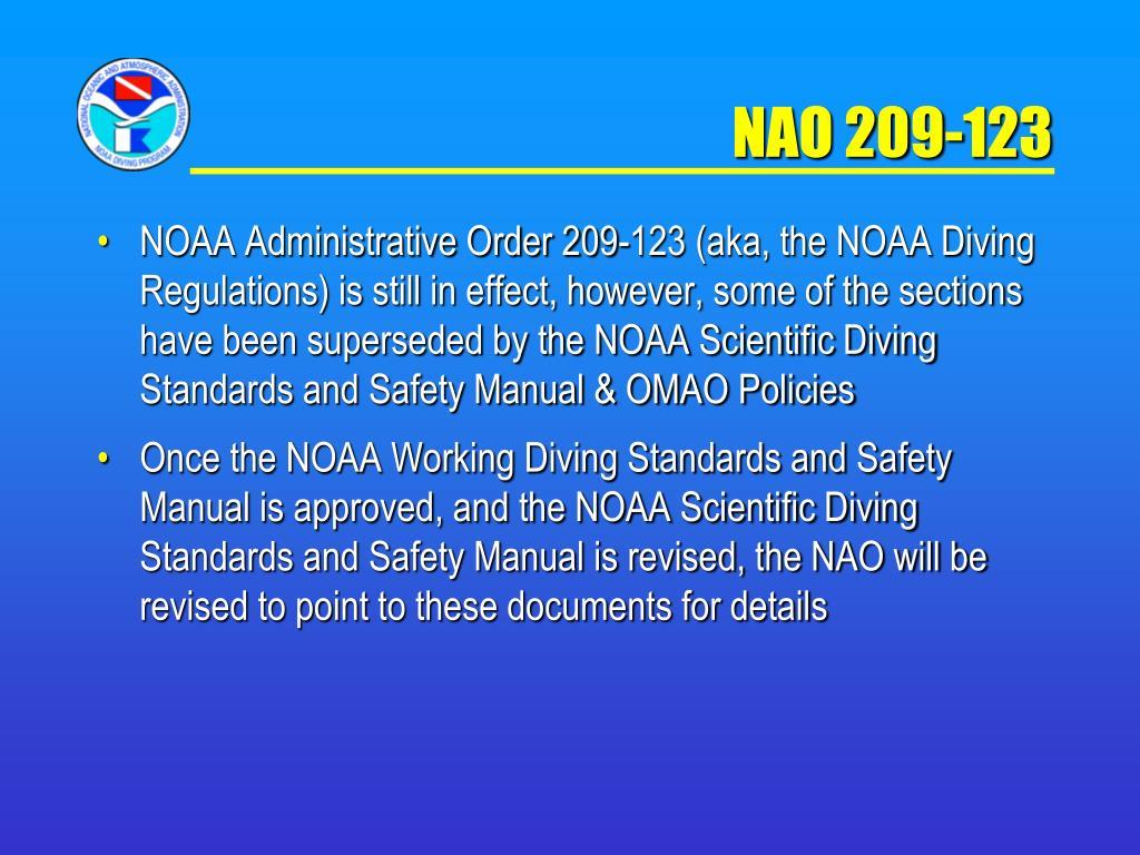 NAO 209-123
