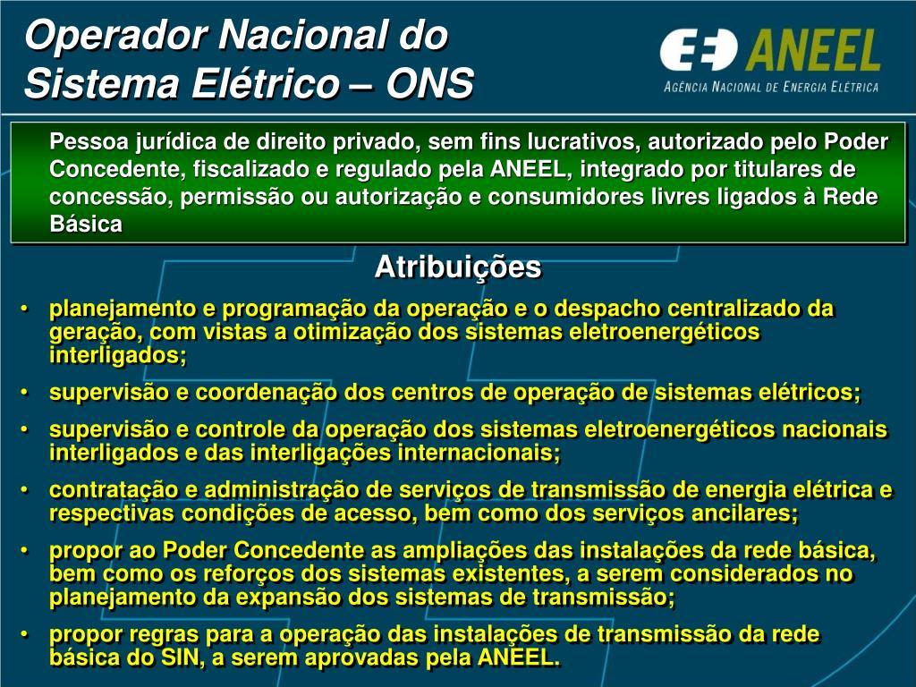 Operador Nacional do