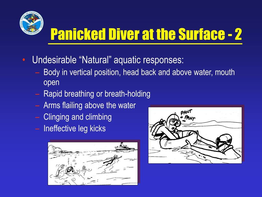 "Undesirable ""Natural"" aquatic responses:"