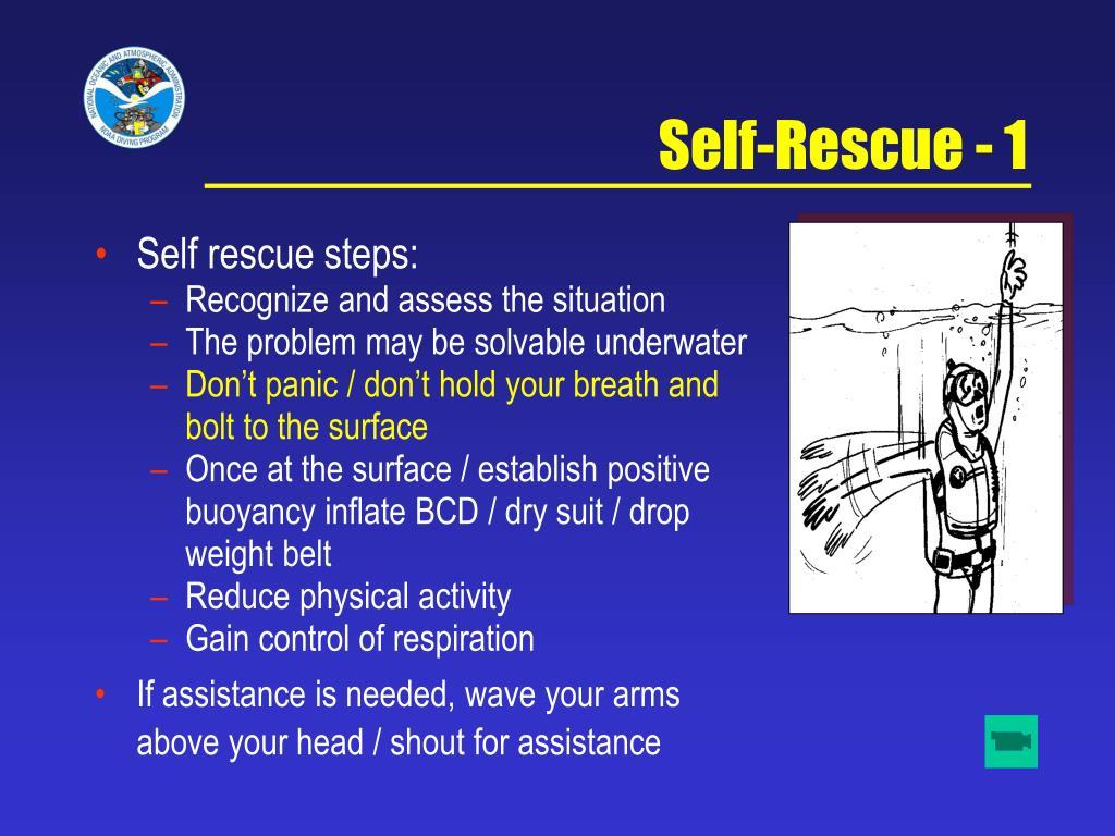 Self-Rescue - 1