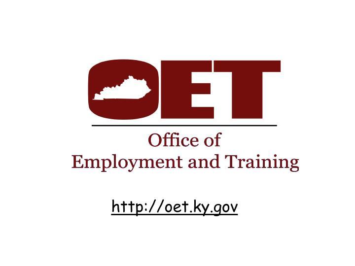 http://oet.ky.gov