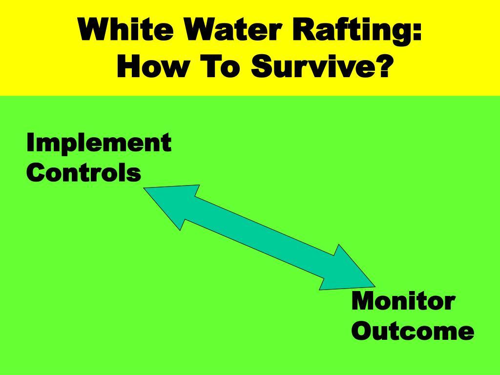 White Water Rafting: