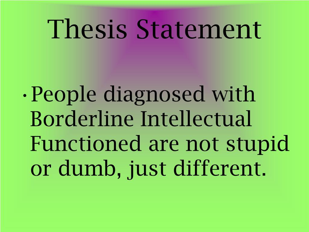is there a difference between a thesis and a thesis statement is there a difference between a thesis and a thesis statement