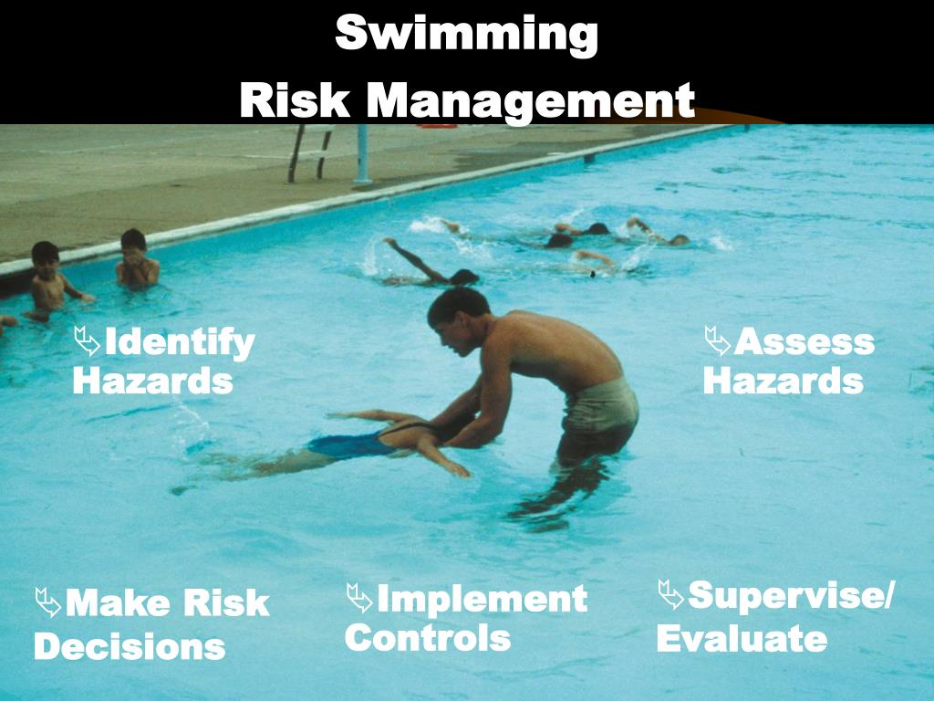 Swimming                                                                 Risk Management