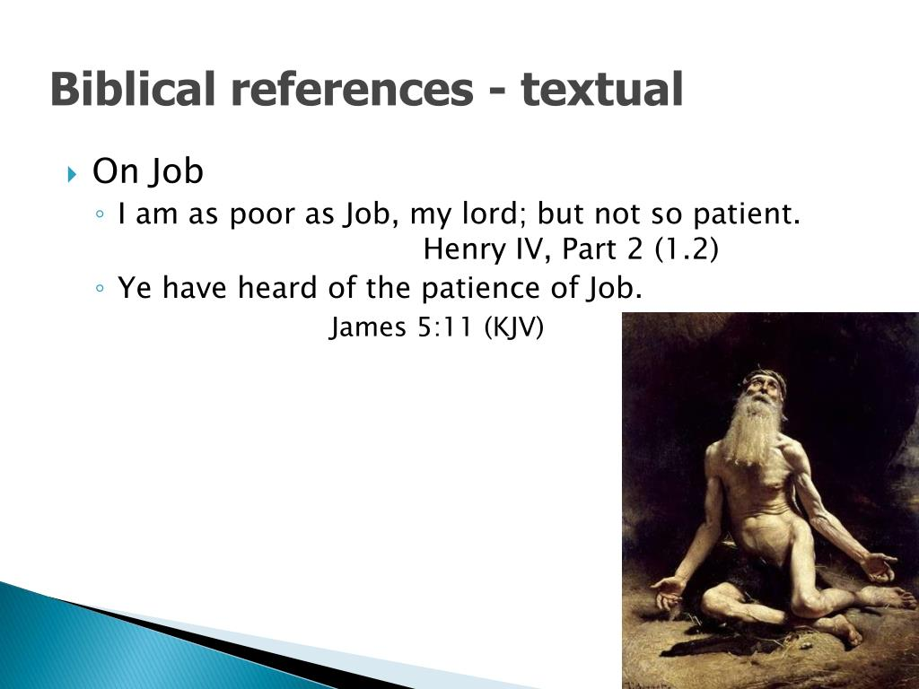 Biblical references - textual