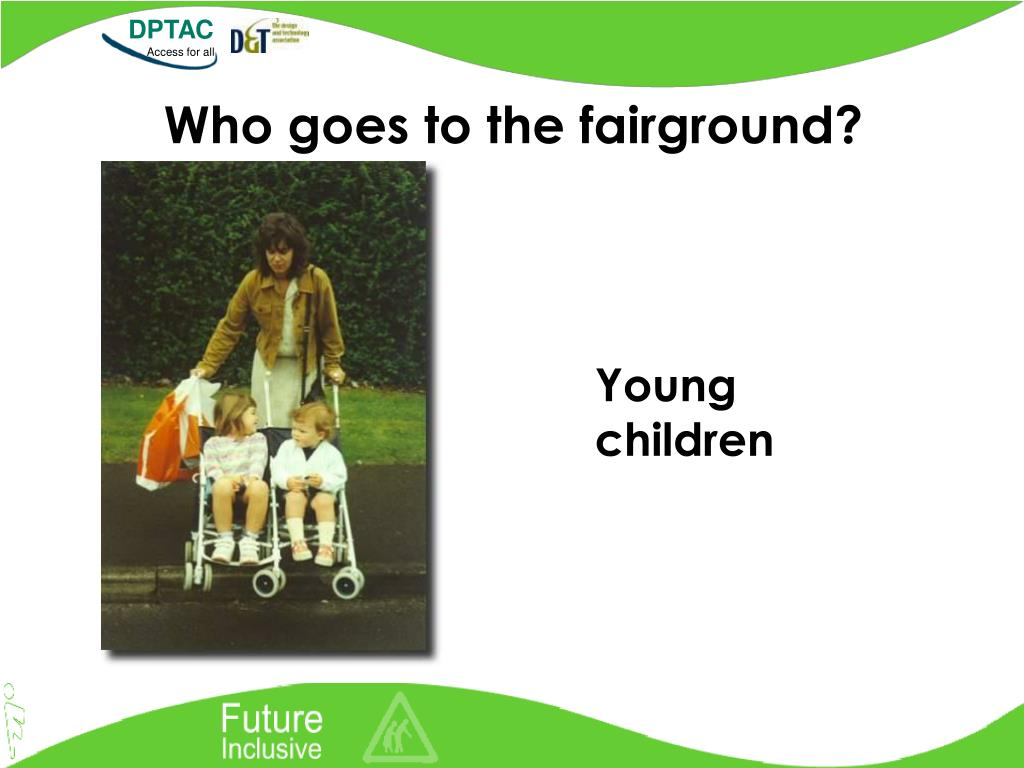 Who goes to the fairground?