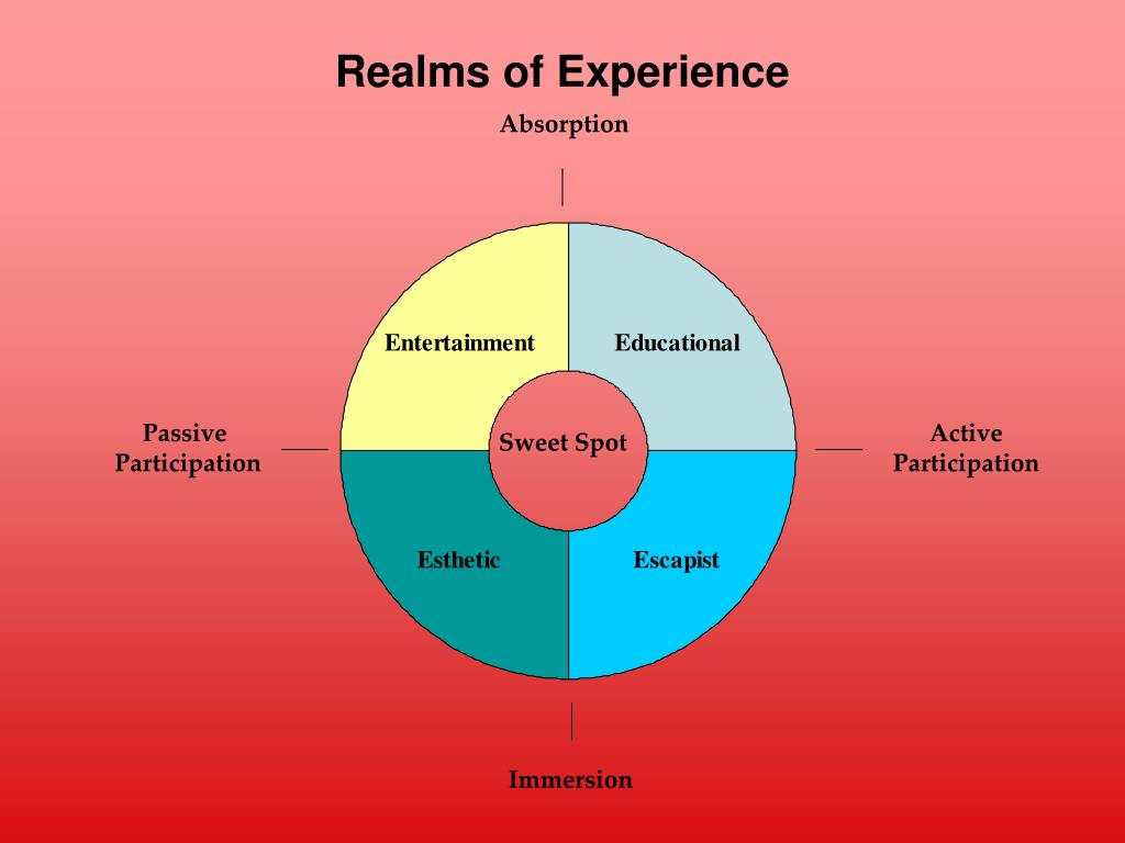 Realms of Experience