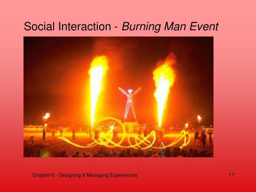 Social Interaction -