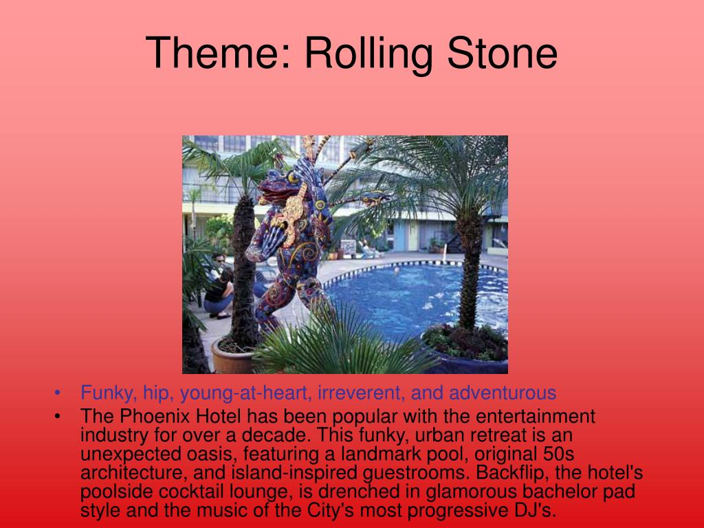 Theme: Rolling Stone
