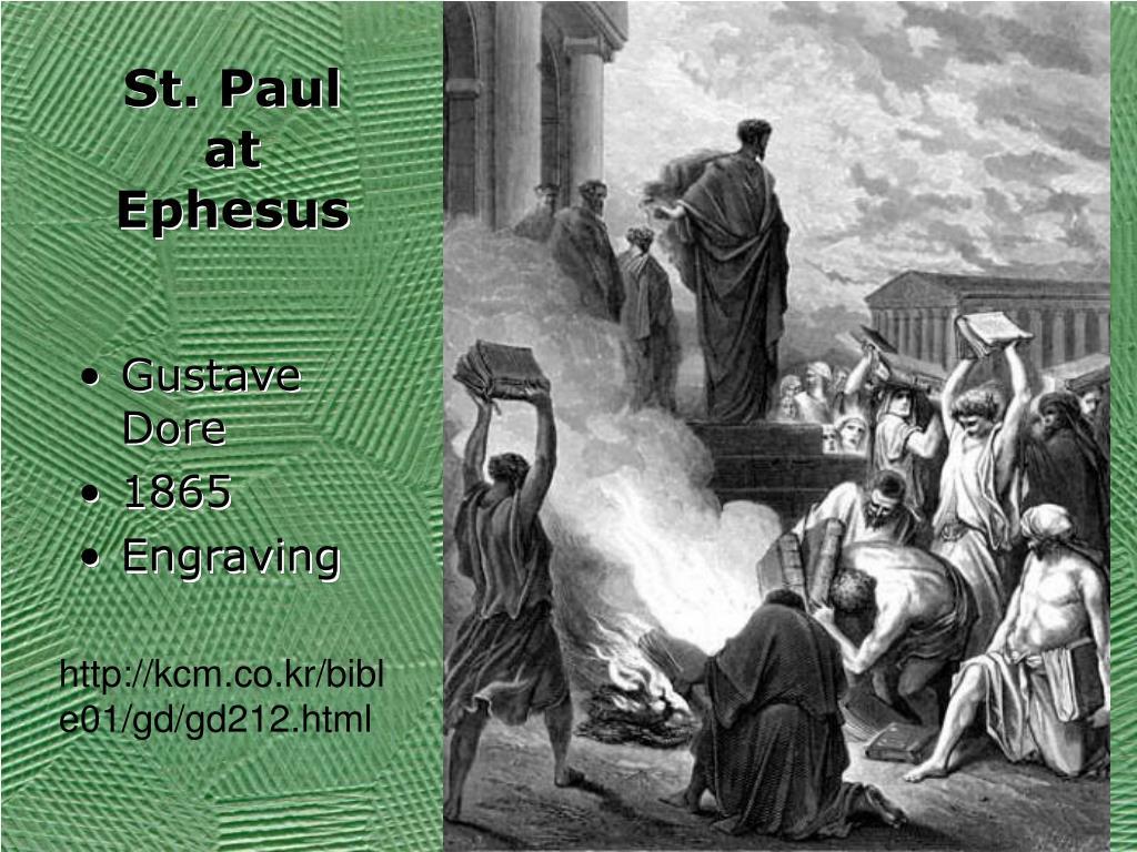 St. Paul at Ephesus