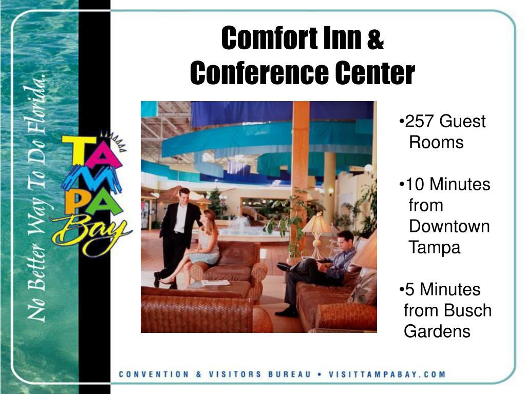 Comfort Inn &