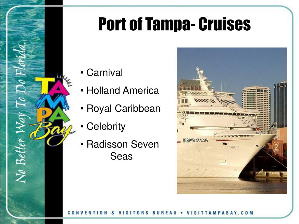 Port of Tampa- Cruises