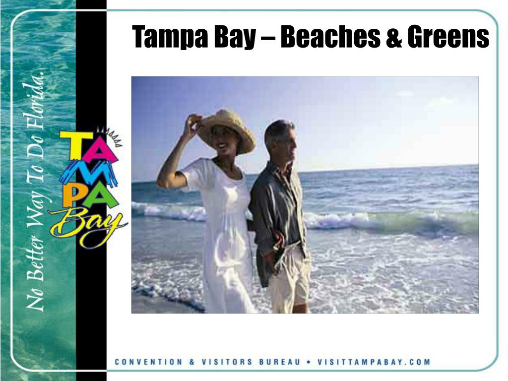 Tampa Bay – Beaches & Greens