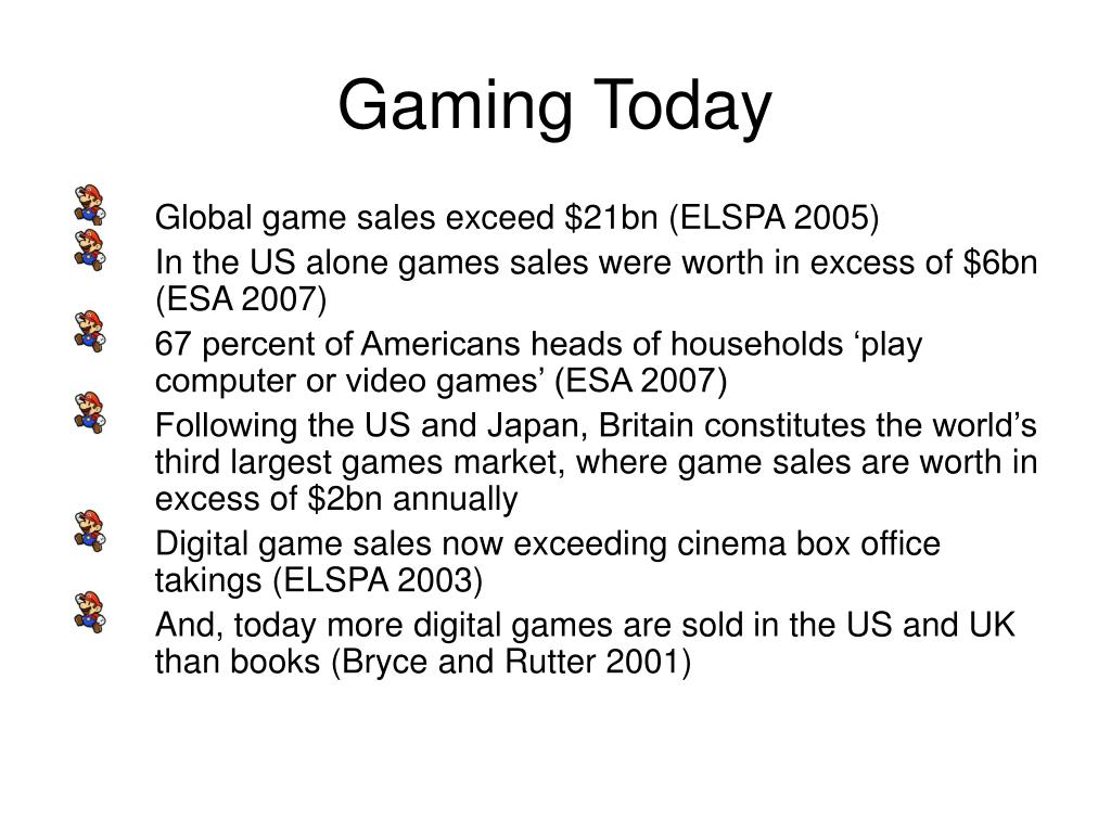 Gaming Today