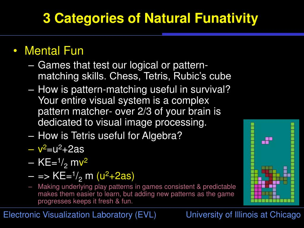 3 Categories of Natural Funativity