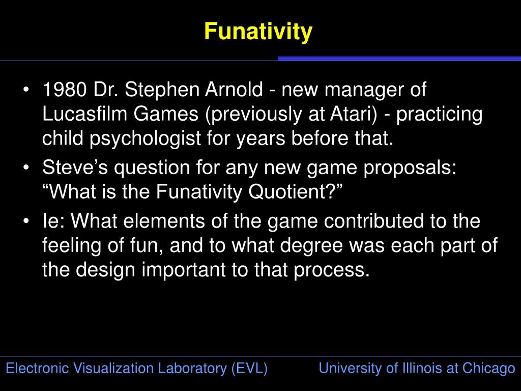 Funativity