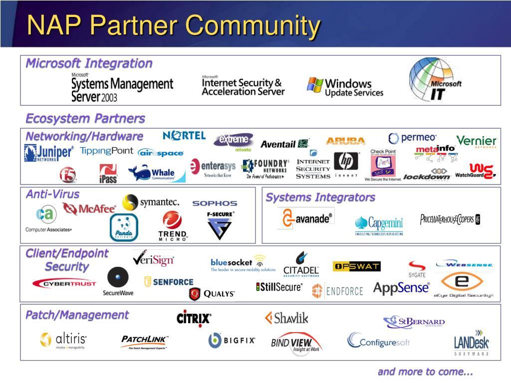 NAP Partner Community