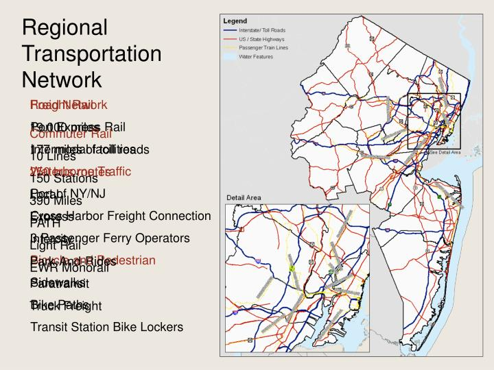 Regional Transportation Network
