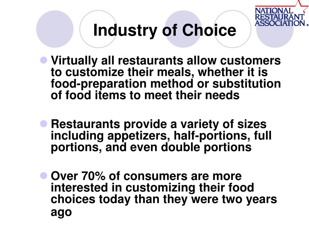 Industry of Choice