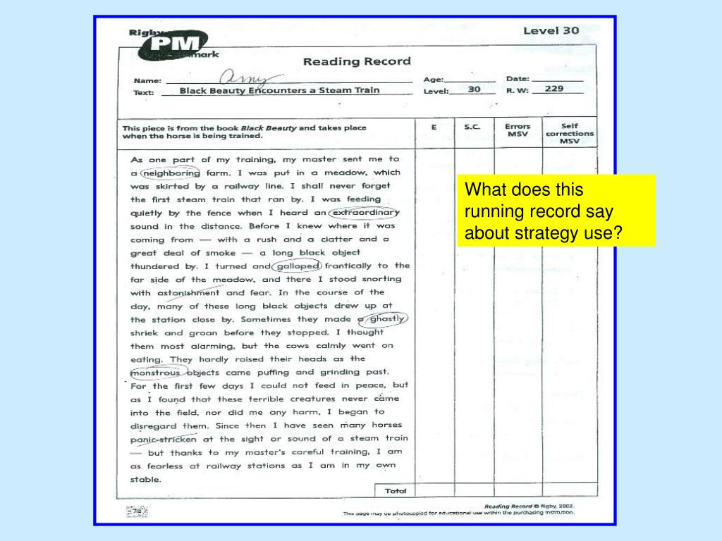 using running records to provide for Using running records to provide for differentiated instruction essays: over 180,000 using running records to provide for differentiated instruction essays, using.