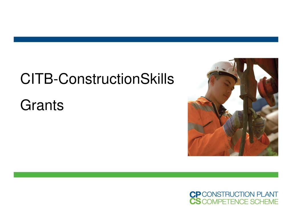 CITB-ConstructionSkills