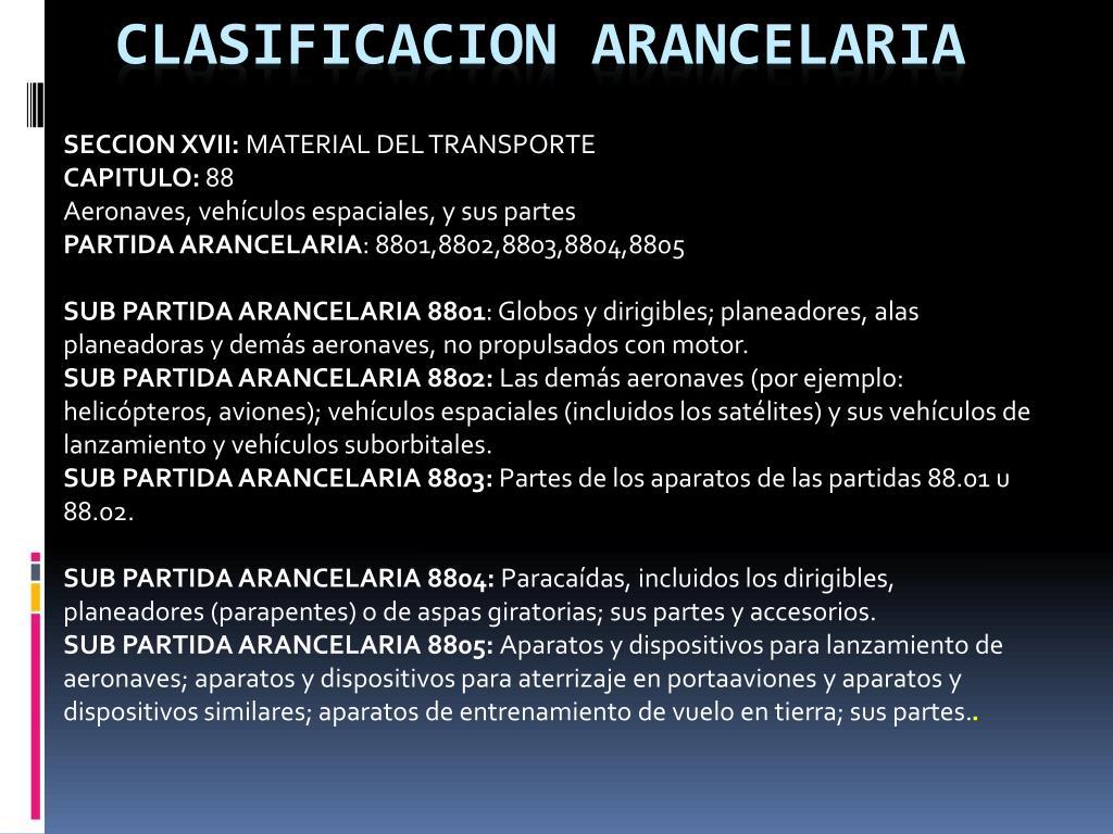 SECCION XVII: