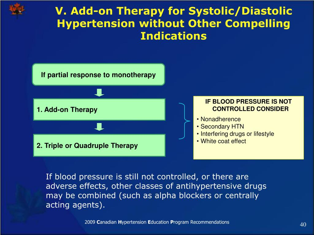 1. Add-on Therapy