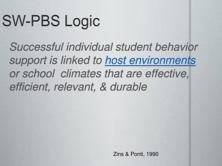 SW-PBS Logic