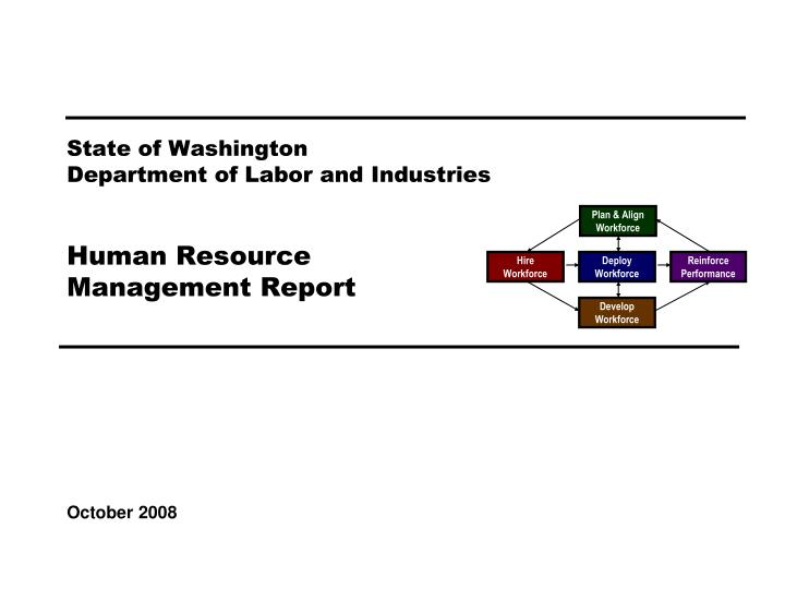 State of washington department of labor and industries human resource management report l.jpg