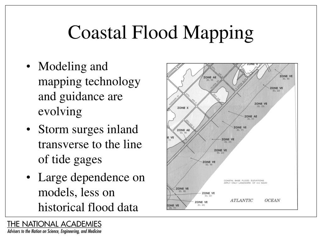 Coastal Flood Mapping