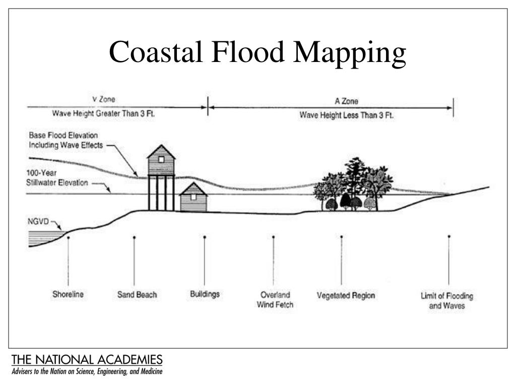 Coastal Flood Mapping