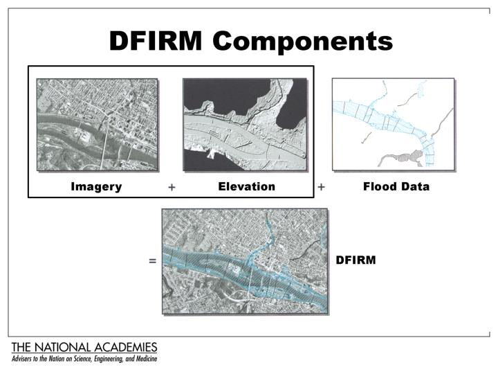 Mapping the zone improving flood map accuracy