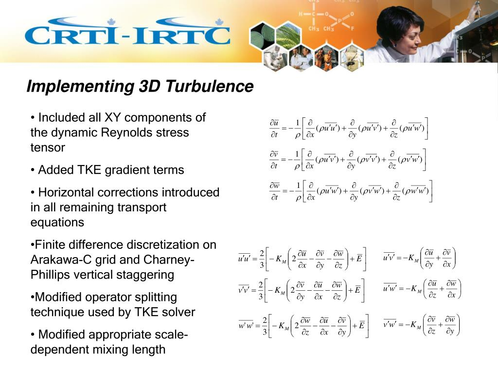 Implementing 3D Turbulence