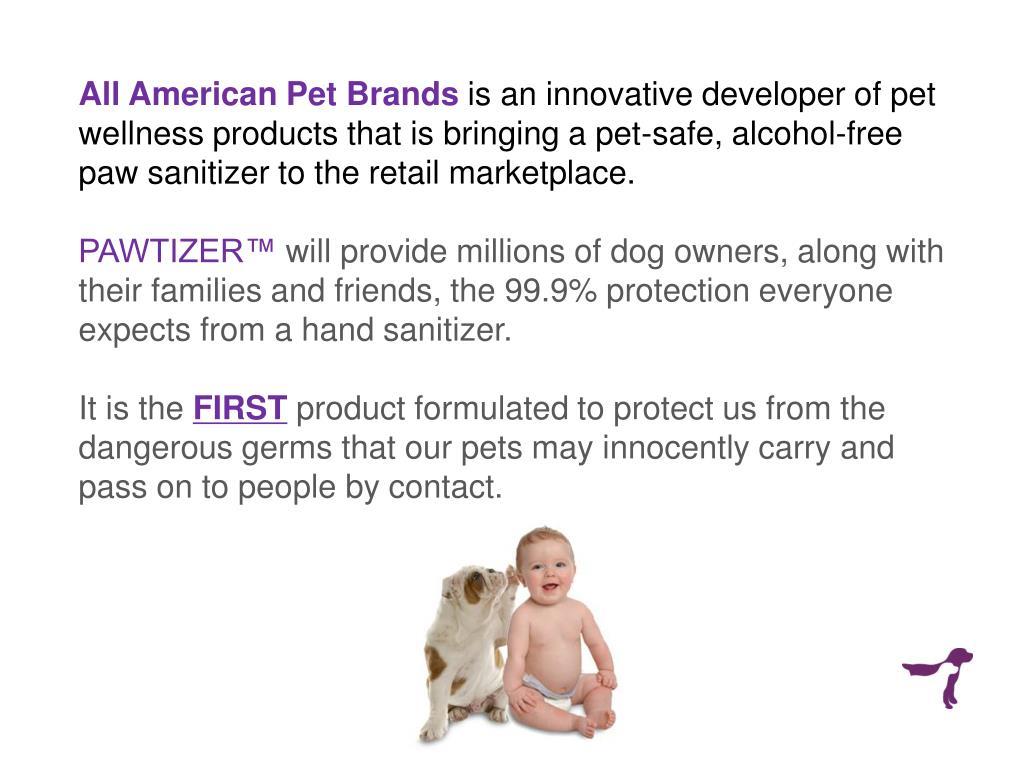 All American Pet Brands