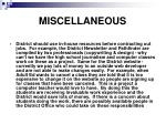 miscellaneous45