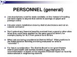 personnel general22