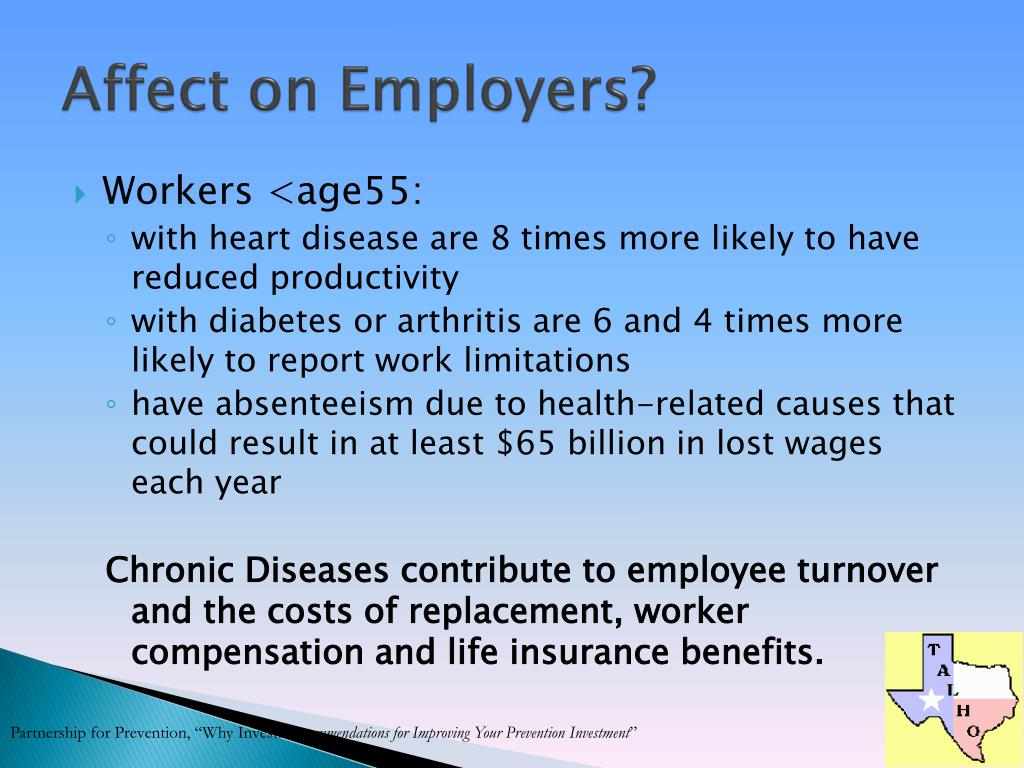 Affect on Employers?