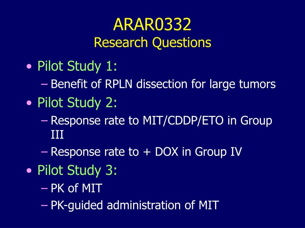 ARAR0332