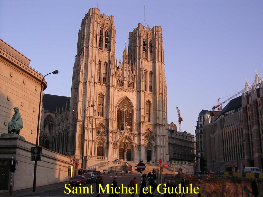 Saint Michel et Gudule