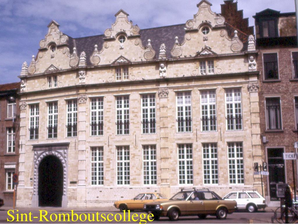 Sint-Romboutscollege