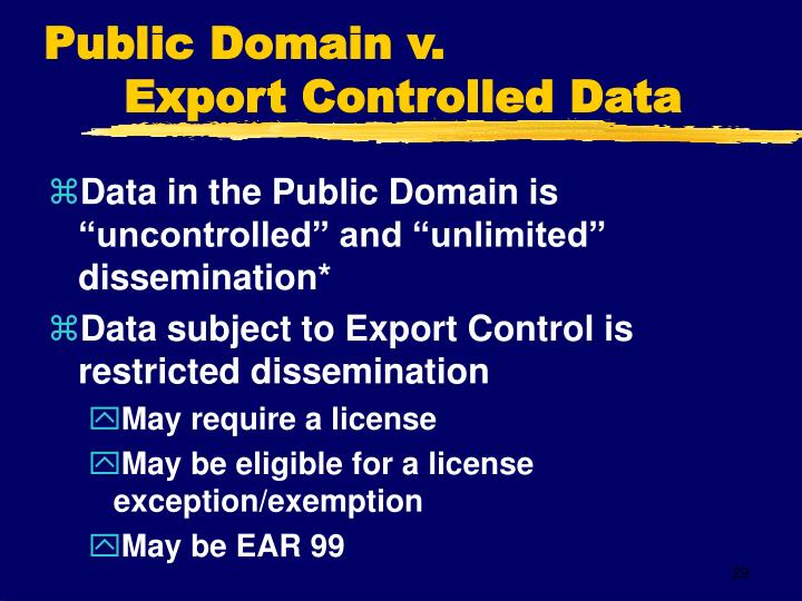 Public Domain v.