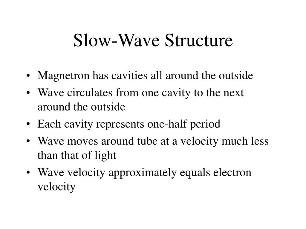Slow-Wave Structure