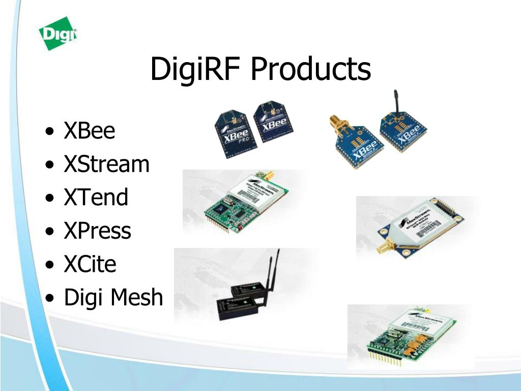 DigiRF Products