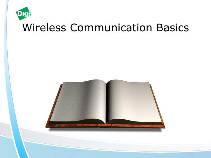 Wireless communication basics l.jpg