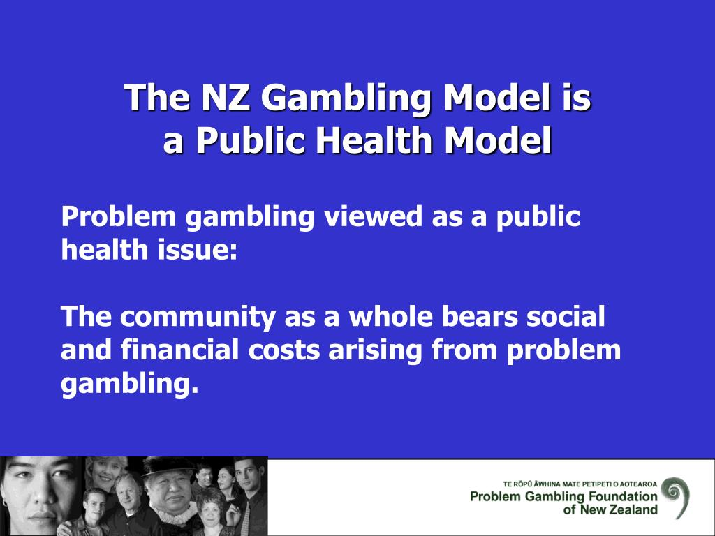 The NZ Gambling Model is