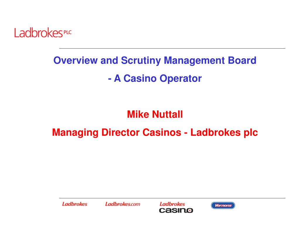 Overview and Scrutiny Management Board