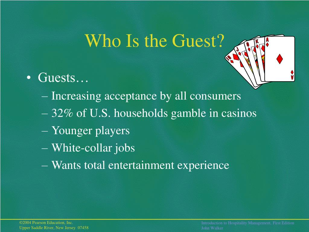 Who Is the Guest?