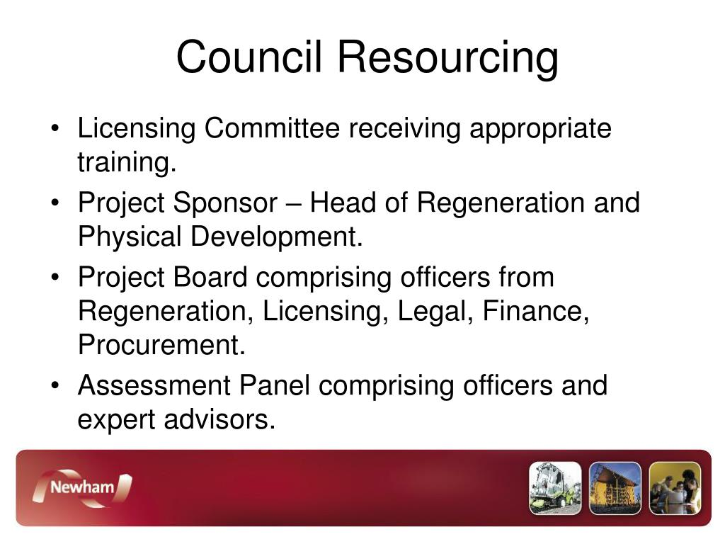 Council Resourcing
