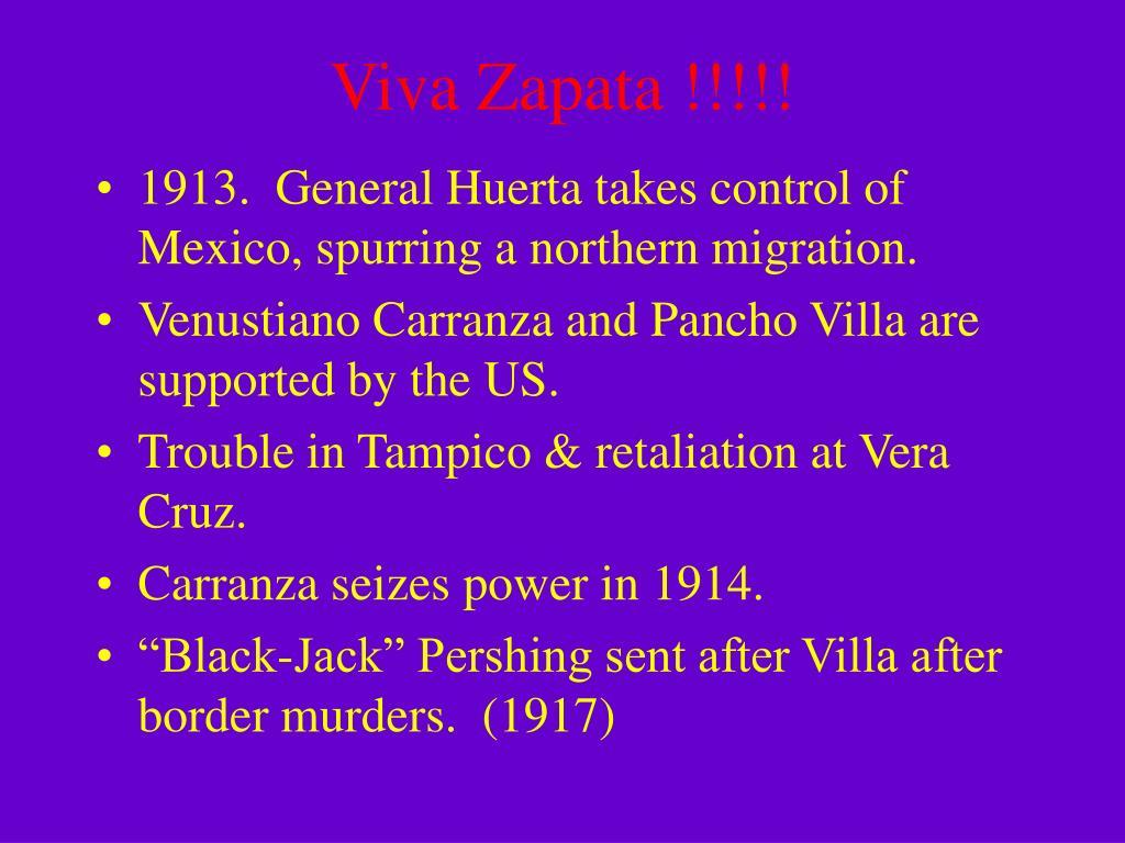 Viva Zapata !!!!!