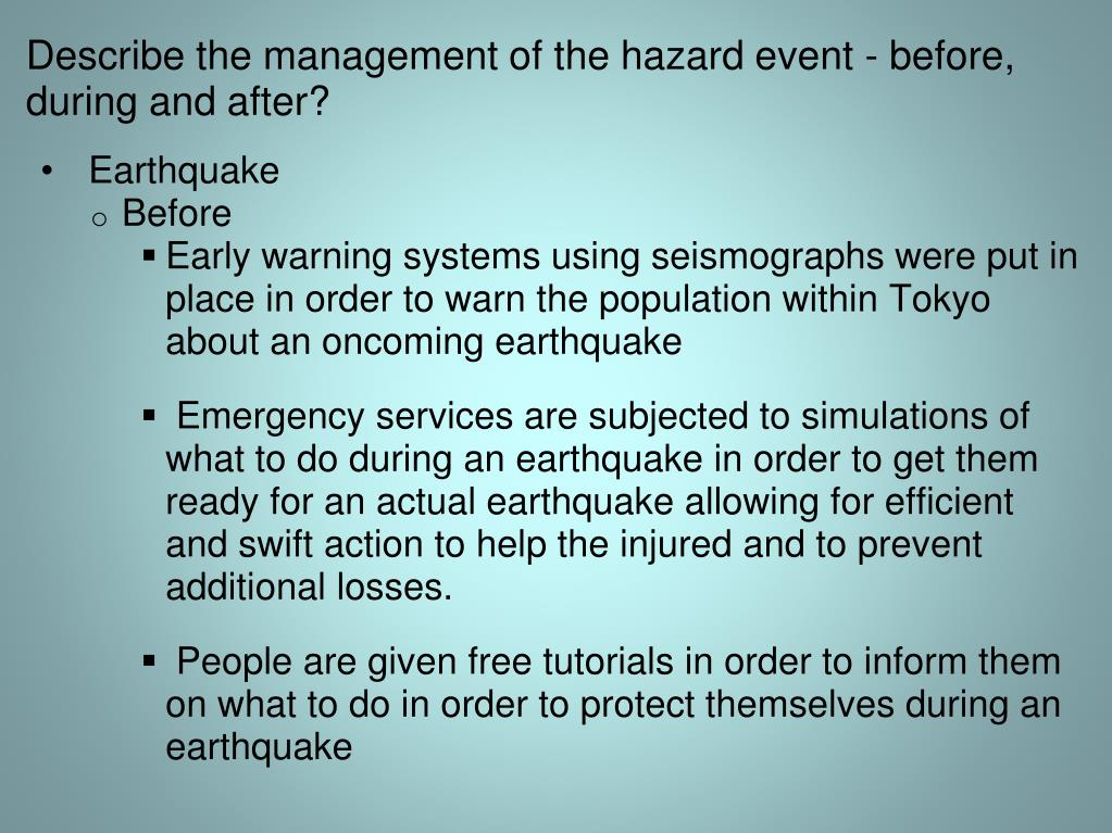 PPT - 2011 Tōhoku Earthquake and Tsunami PowerPoint ...